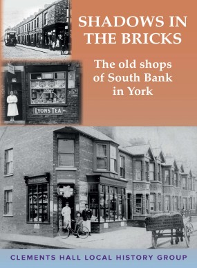 Shadows in the Bricks front cover