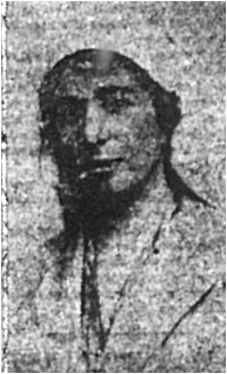 Mrs Frances Forbes, nee Fuller, from Stamford Bridge House, who managed the Coney Street moss depot in 1917