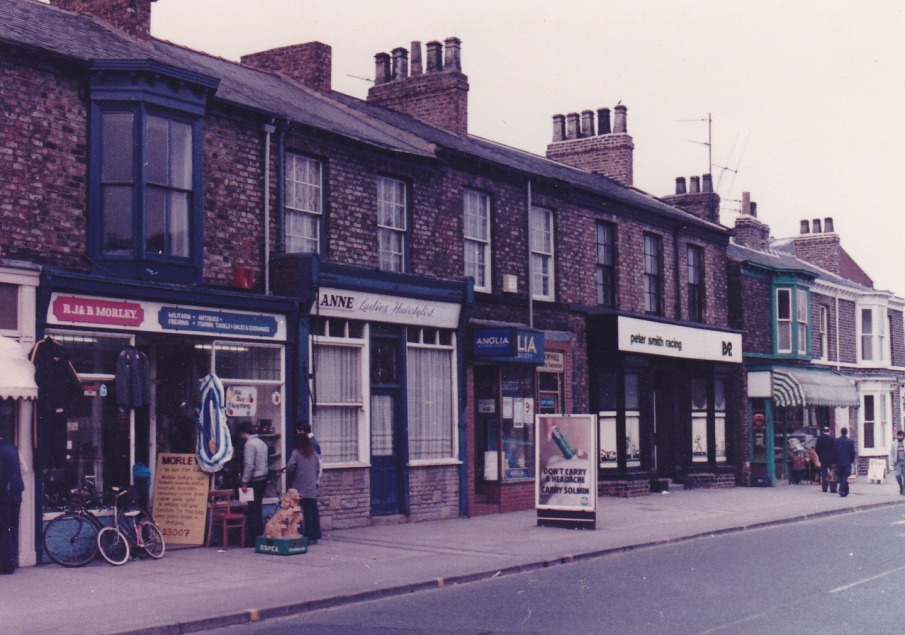 Anne hairdressers 1984