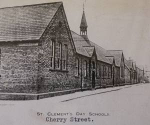 Cherry St school