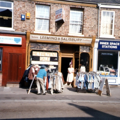 Bishopthorpe Road (Leeming & Salisbury retirement)