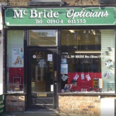 McBrides optician
