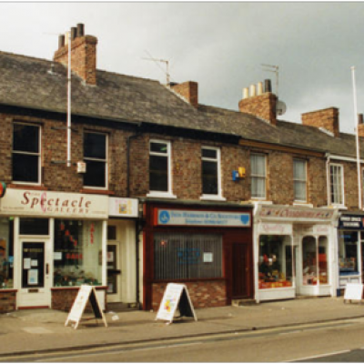 Post Office 1998