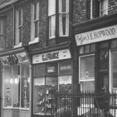 Bishopthorpe Road 1961