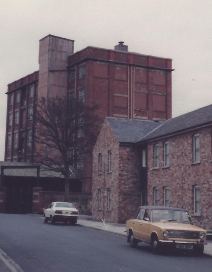 Terrys factory Clementhorpe 1984